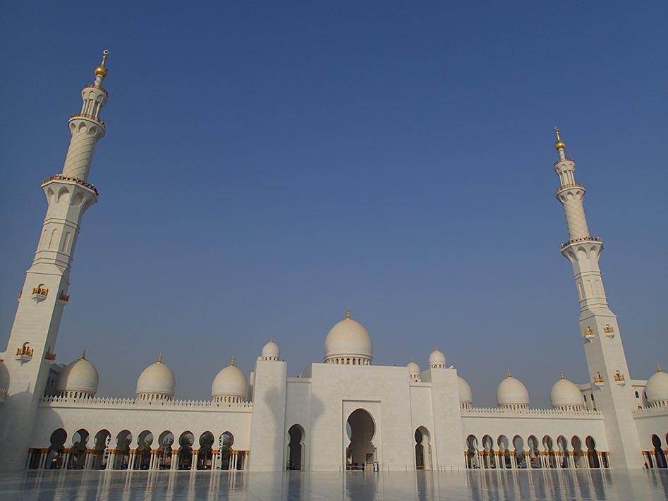 Sheikh Zayad Mosque