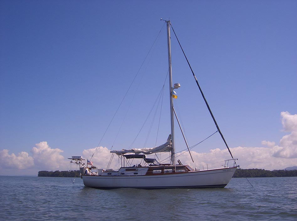 Windy Dancer Yacht