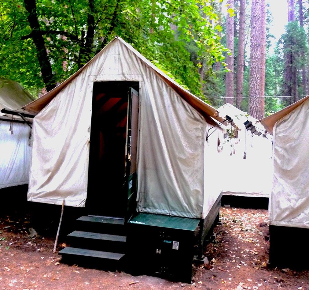 Curry Village Camp Yosemite