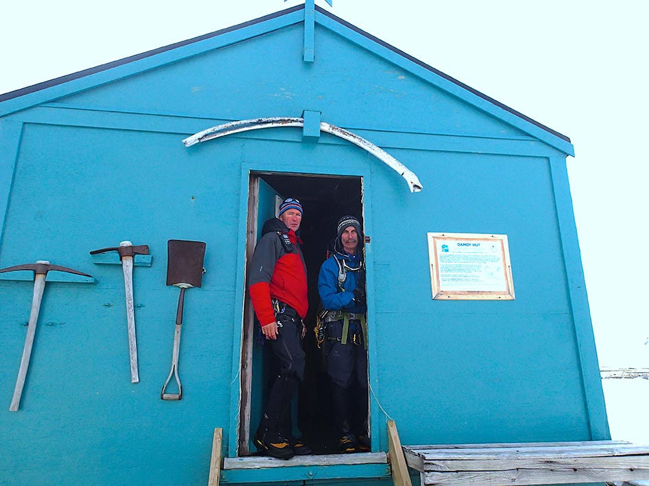 Damoy Hut, Port Lockroy