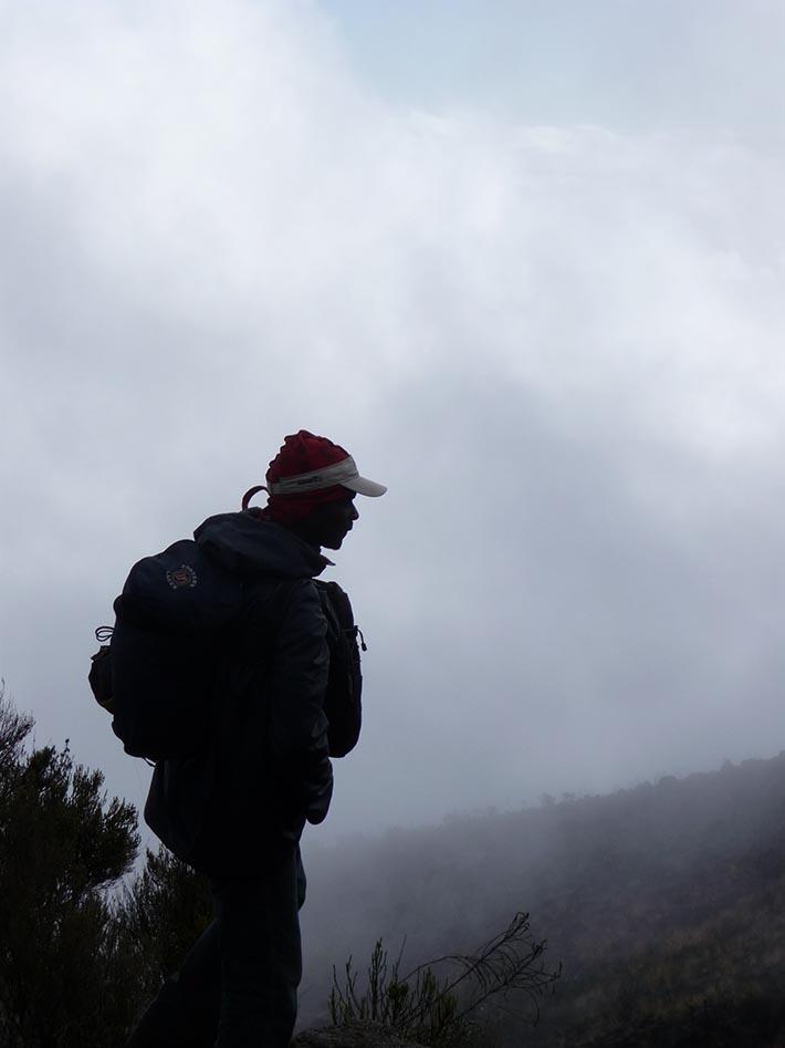 Climbing Guide Idriss.