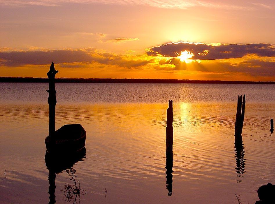 Lake Peten, El Remate
