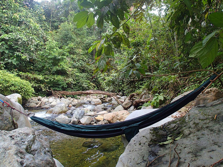 Lupa Mesa over-river Hammock