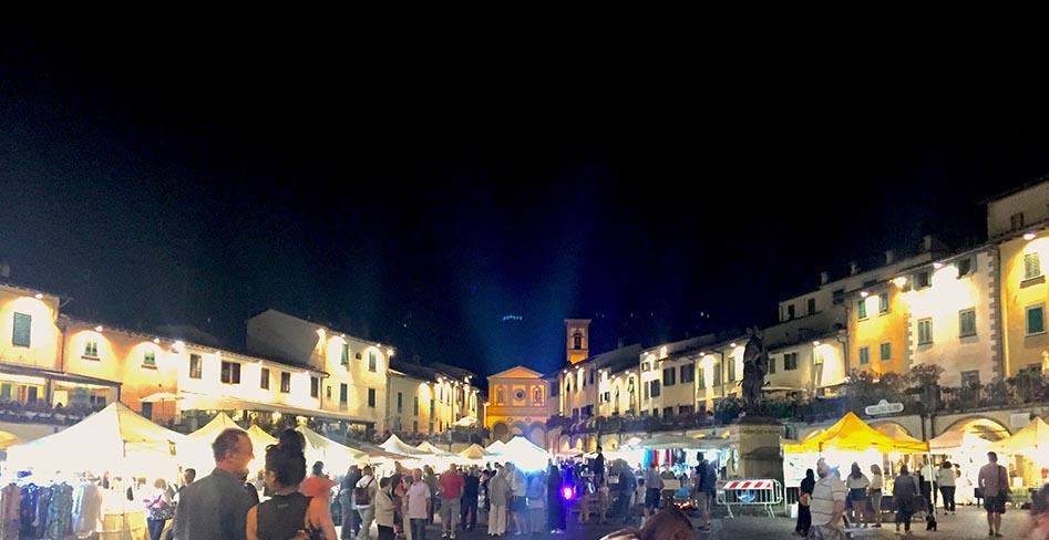 Festival in Piazza Giacomo Matteotti