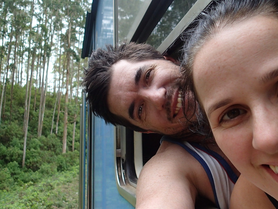 Kandy to Ella Train Journey