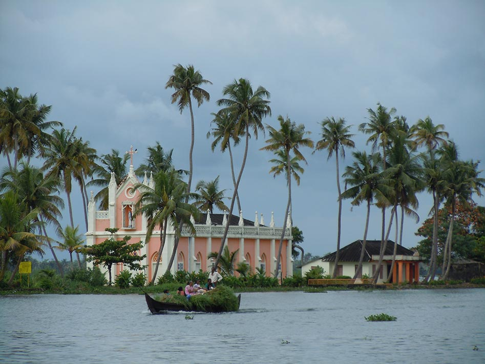 Kerala Backwaters Houseboats