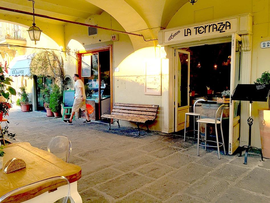 La Terrazza located in Greve in Chianti