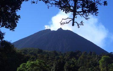 Pocaya volcano