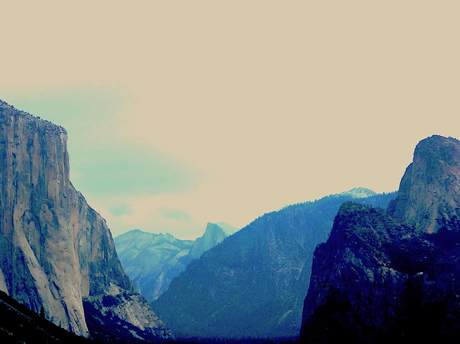 Yosemite Lookout