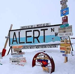 alert canada sign