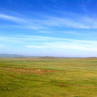 mongolia countryside