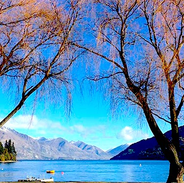 lake wakitupu new zealand
