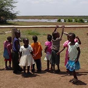 tanzania kids safari