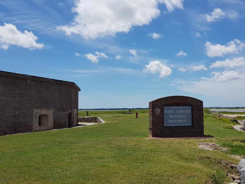 Fort Sumter Entry