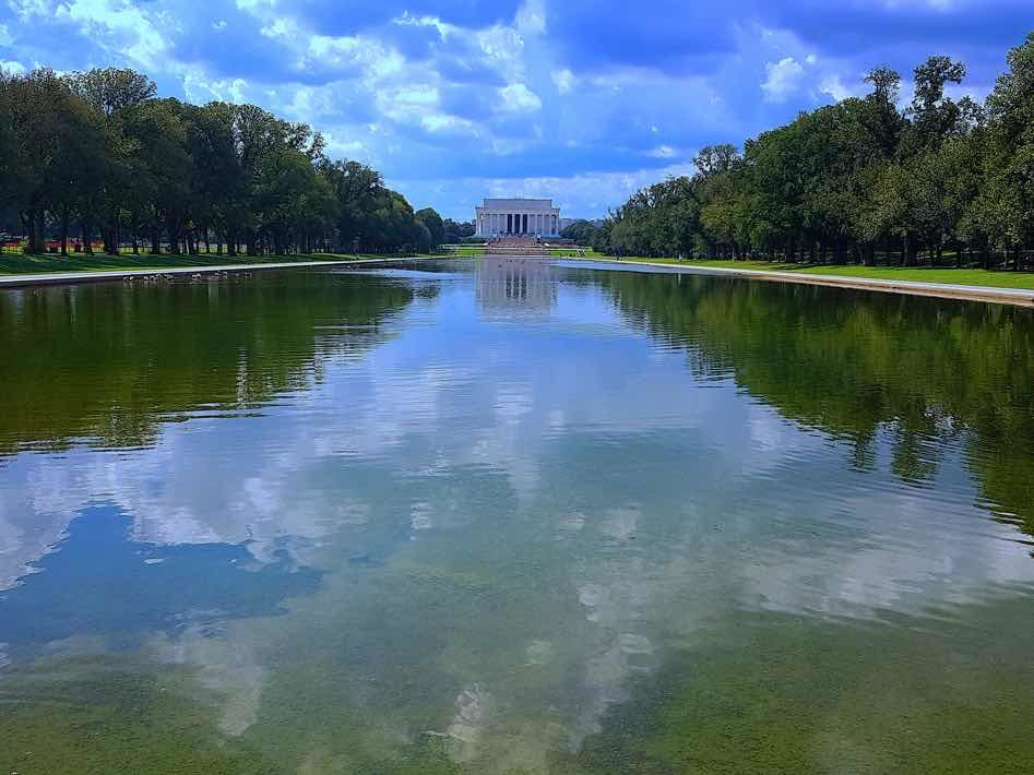 Lincoln Reflection Pool - Washington DC