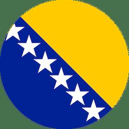 bosnia and herzgovenia flag