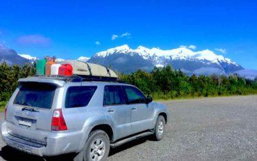 Carretera Austral Vehicle