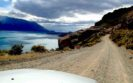 Carretera Austral road surface