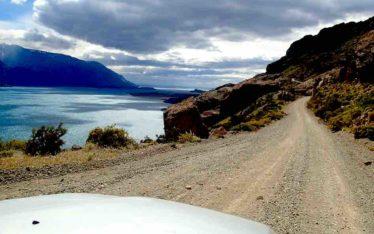 Carretera Austral road surface