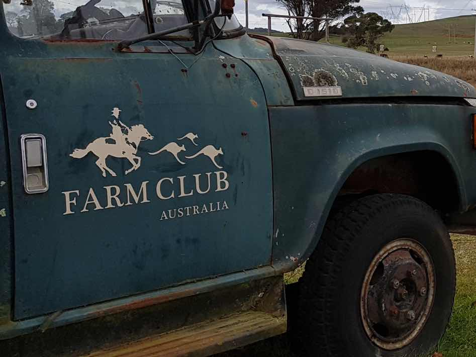 farm club australia werai