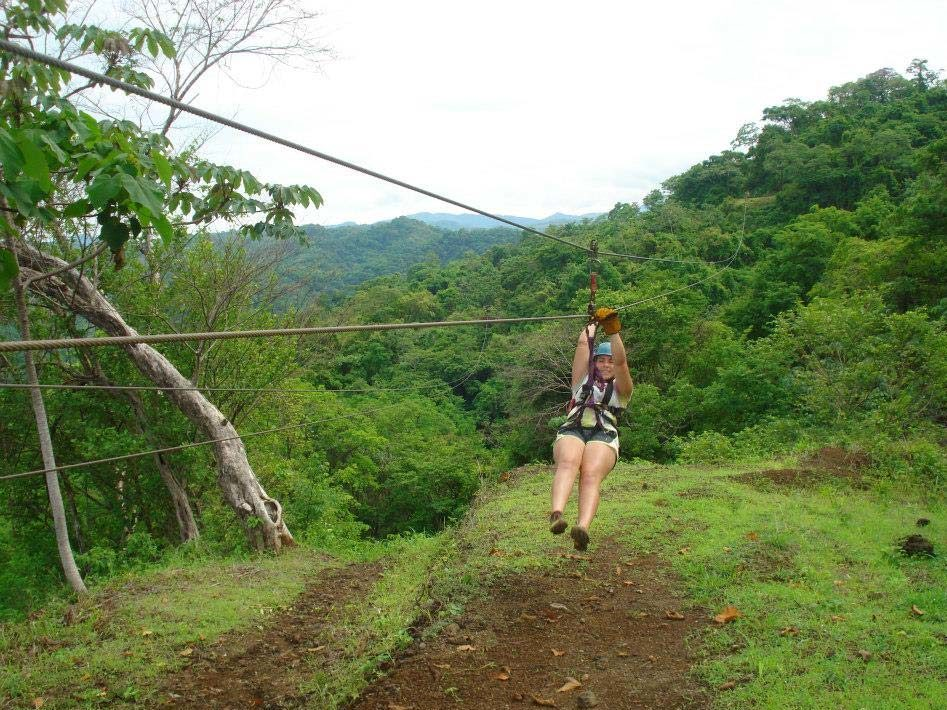 miss sky canopy tour costa rica