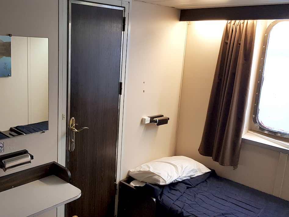 navimag double room