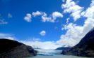 Grey glacier Torres Del Paine
