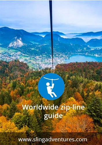 Worldwide Zip-line Guide